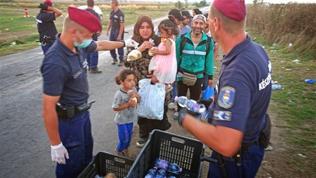 Hongrie les multiples visages de la crise des migrants for Haute hongrie
