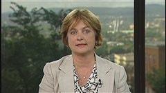 Julie Miville-Dechêne, la présidente du Conseil du statut de la femme