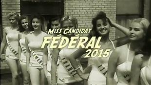 Miss candidat fédéral 2015