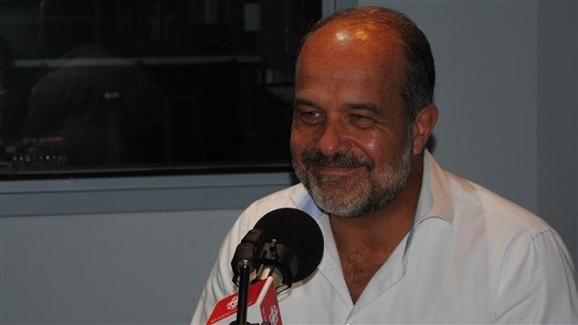 Éric Bédard, historien et professeur