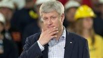 Les données de Statistique Canada sont une «bonne nouvelle», dit Harper