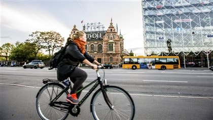 Découvrez comment Copenhague est devenue le paradis du vélo