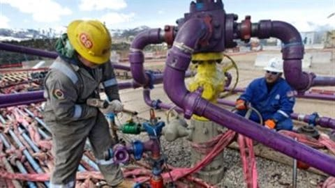 There are many Fracking operations in a region in northern BC and Alberta known as the Montney Trend. Recently some substantial earthquakes have been reported to have been caused by fracking.