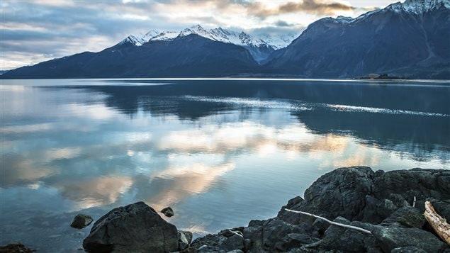 Paysage en Alaska