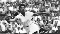 Serena Williams suit les traces d'Althea Gibson