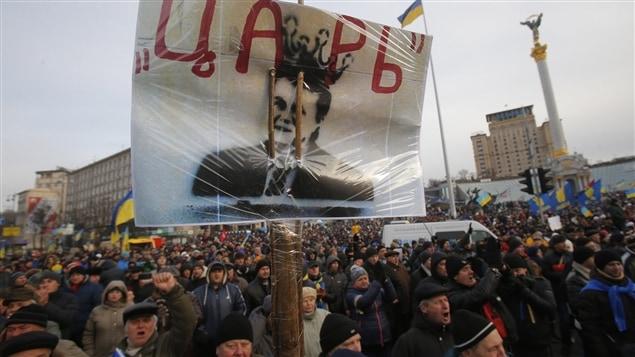 Situation politique tendue en Ukraine