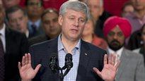 Stephen Harper a-t-il raison sur l'impact du Canada contre l'État islamique? L'épreuve des faits