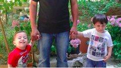 Alan et Galib Kurdi
