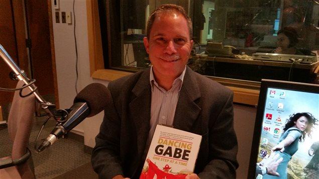 Le biographe du célèbre Dancing Gabe, Daniel Perron