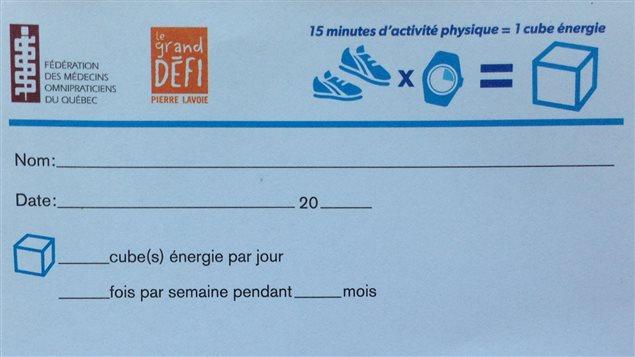 Ce modèle de prescription sera envoyé au 8800 médecins omnipraticiens de la province