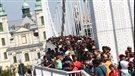 La crise des migrants et les changements identitaires en Europe