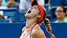 Eugenie Bouchard en huitièmes de finale à New York