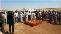 Le père du petit Syrien mort noyé inhume sa famille à Kobané