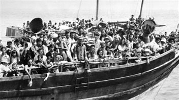 Canada accepted more than 60,000 Asian refugees after the fall of Saigon.