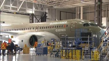 Bombardier announced the layoff of 1,750 employees in May. It was difficult news for Montreal which is a hub of the aerospace industry.
