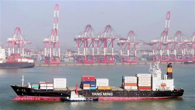 L'économie chinoise ralentit