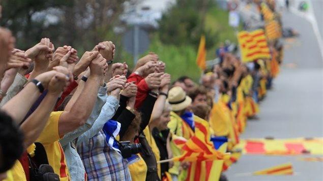 Rassemblement pour l'indépendance de la Catalogne
