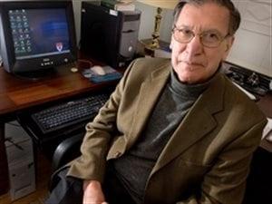 Le Dr. Juan Carlos Negrete, spécialiste de la toxicomanie à l'Université McGill de Montréal