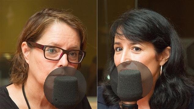 Michèle Ouimet et Marie-Josée Duquette