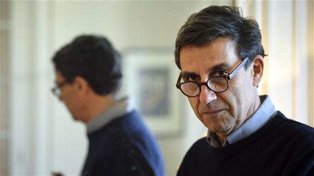 L'historien et sociologue français Emmanuel Todd