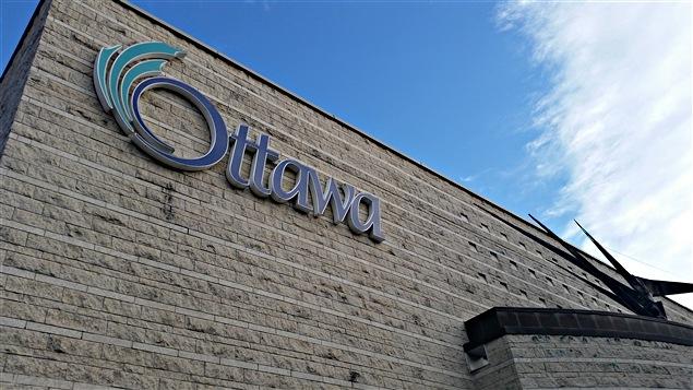 L'hôtel de ville d'Ottawa. (10-09-15)