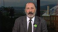André Bélisle du Parti vert du Canada