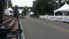 Le départ du Grand Prix cycliste de Québec sera donné à 11 h ce matin sur la Grande Allée. Les 168 participants devront parcourir à 16 reprises une boucle de 12,6 kilomètres dans les rues du Vieux-Québec.