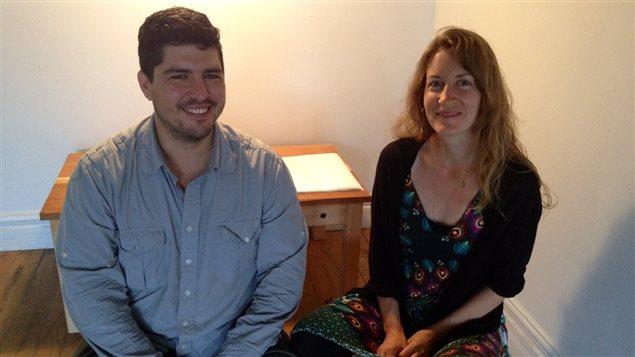 Emilio et Elyse Portal