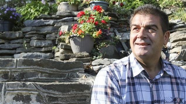 Bato Redzovic est directeur général d'Accueil Parrainage Outaouais