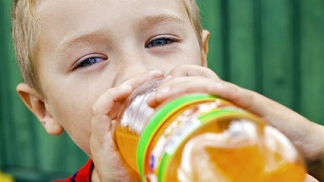 Sous forme liquide, il est très facile d'absorber de grandes quantités de sucre