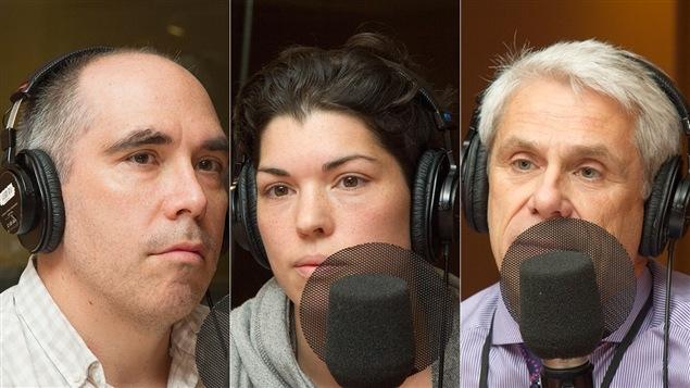 Jocelyn Maclure, Marie-Jeanne Rivard et Robert Nadeau