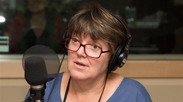 L'écrivaine Lise Tremblay