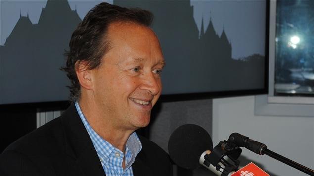 Germain Lamonde, PDG EXFO