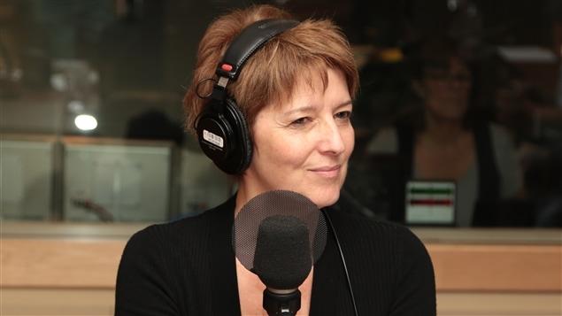 La journaliste et essayiste Pascale Navarro