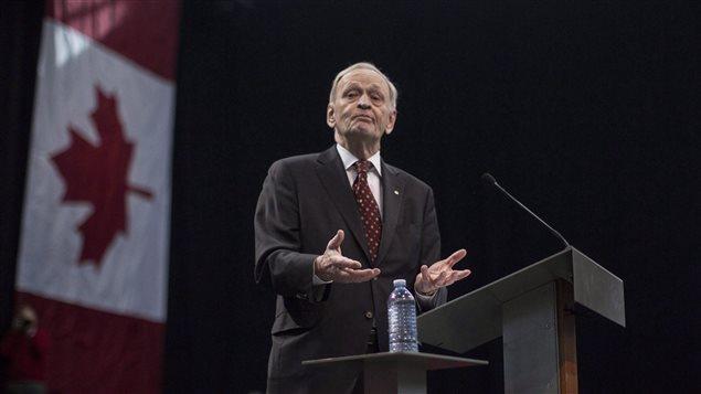 L'ex premier ministre Jean Chrétien. (Chris Young/CP)