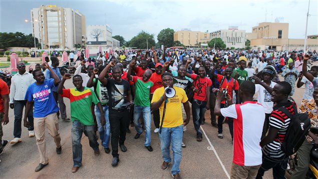 Annahj Addimocrati  félicite le peuple Burkinabé