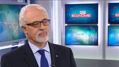 Carlos Leitao, ministre des Finances du Qu�bec