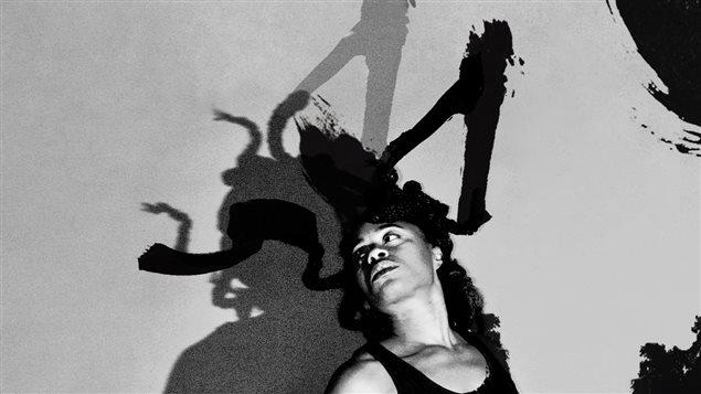 Sofía Gaspard, bailarina en el Proyecto Cabelludo de María Isabel Rondón.