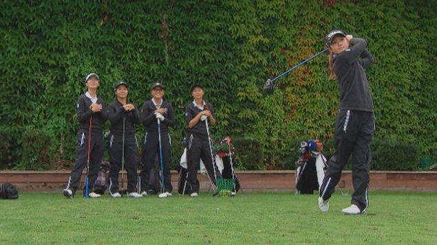 Le golf, un sport pour tous, même les jeunes!