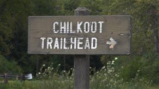 Piste Chilkoot : dans les pas des chercheurs d'or