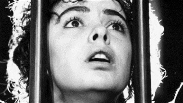Affiche du film de Jean Beaudin, Cordélia, qui met en vedette Louise Portal 599cc31f88a9