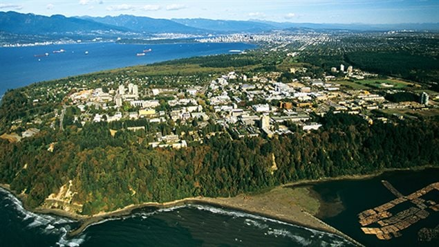 University of British Columbia Vancouver Campus. Sometimes other factors play a role as to what university is really best, including such things as environment, and cost of living