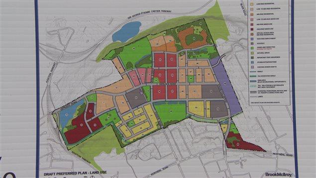 Le comité d'urbanisation de la Ville d'Ottawa recommande l'adoption d'un plan de revitalisation de l'ancienne base militaire de Rockcliffe.
