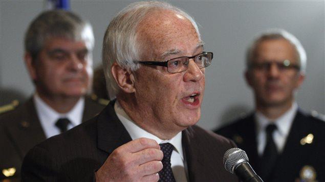 Robert Dutil quitte la vie politique et ses fonctions de député de Beauce-Sud.