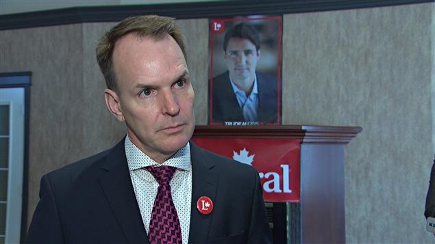 Steven MacKinnon, député de Gatineau (archives)