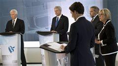 Débat des chefs en français