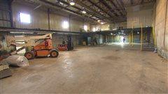 L'ancienne usine appartenant à GDS transformait le bois, elle produira dorénavant de la farine.