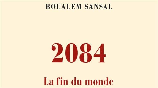 Couverture du livre 2084, de Boualem Sansal (détail)