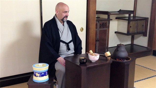 L'expérience de la cérémonie du thé avec Randy Channell Soei