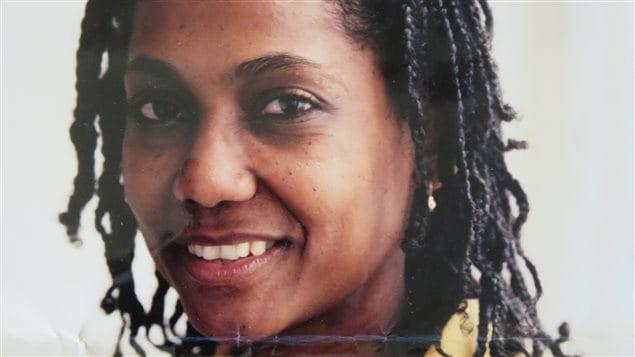 Amal Maddibo, sociologue de l'Université de Calgary